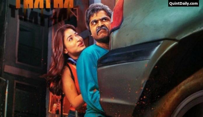 Tamil Movie Anbanavan Asaradhavan Adangadhavan (AAA)