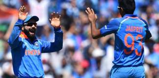 IND Beat BAN by 9 Wickets at CT17 Semifinal Match