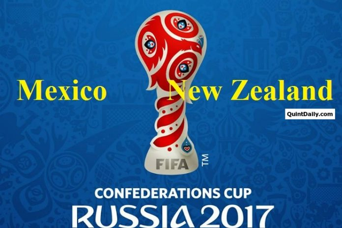 نتيجة بحث الصور عن Mexico Vs New Zealand 2017