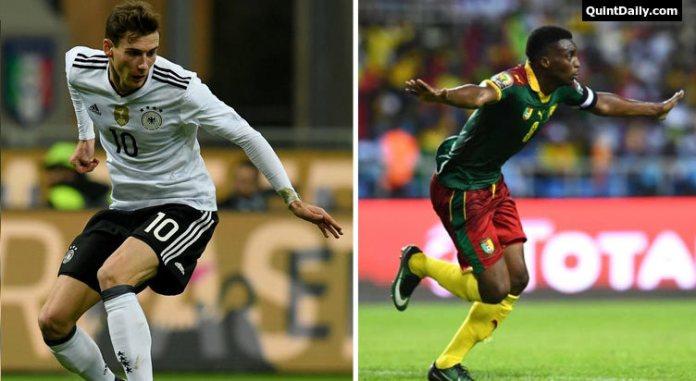 Germany vs Cameroon FIFA Confederation Match Prediction/Live Results