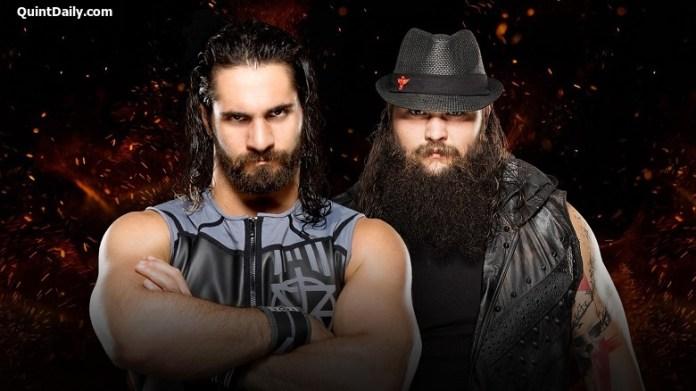 Seth Rollins Vs Bray Wyatt : Great Balls of Fire Results