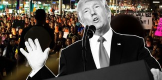 Alt left Trump Defends Initial Note on Charlottesville