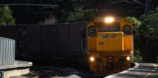 Palmerston North Train Accident