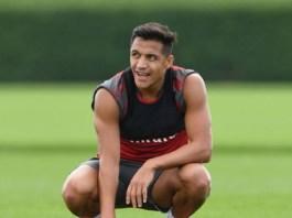 Alexis Sanchez to PSG