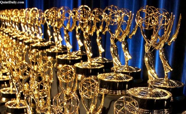 Emmy Awards 2017 Trophy