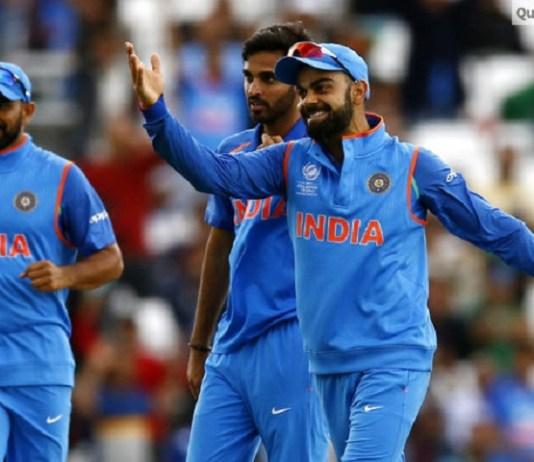 Ind v Aus 1st ODI Match Summary