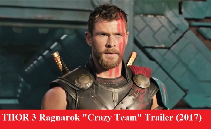 THOR 3 Trailer Ragnarok