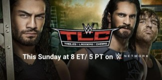 wwe tlc 2017 results