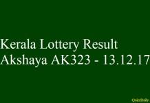 Akshaya AK323