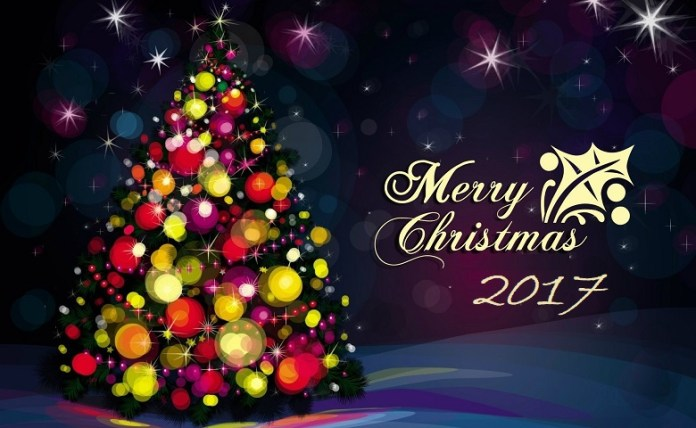 Merry Christmas Greetings 2017 #merrychristmasgreetings2017 #christmasgreetings www.quintdaily.com