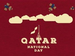 Qatar National Day 2017 Images,Wishes