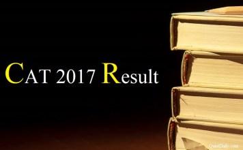 CAT 2017 Result #CATResult #CAT2017 quintdaily.com
