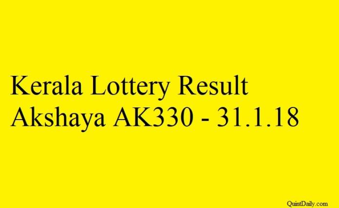 Akshaya AK330
