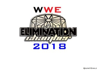 Elimination Chamber 2018 Results #WWE #EliminationChamber2018results QuintDaily.com