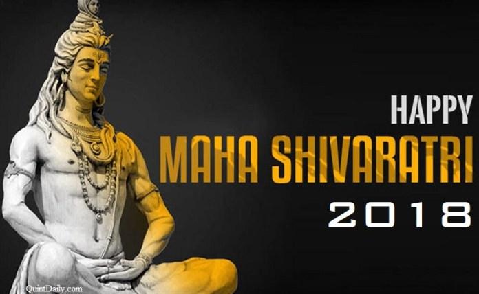 Shivratri Images 2018 #ShivratriImages #ShivratriImages2018 #Shivratriwishes quintdaily.com