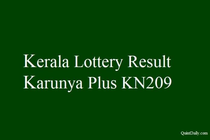 Karunya Plus KN209