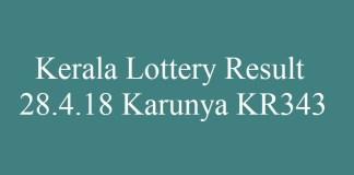 Karunya KR343