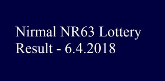 Nirmal NR63