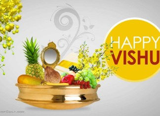 Happy Vishu Images 2018