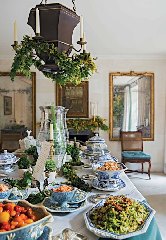 Setting The Table With Charlotte Moss Quintessence
