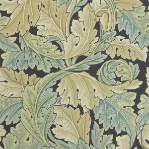 Acanthus designade Morris 1874 och inledde därmed en period med större tapetmotiv.
