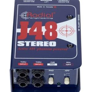 Radial Engineering J48 Stereo