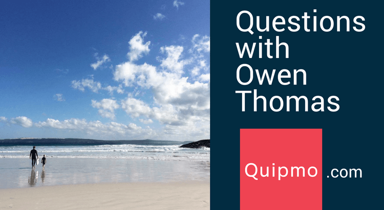 Questions with Owen Thomas