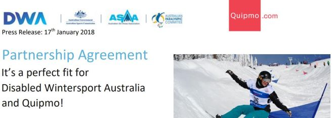 Disabled Wintersport Australia