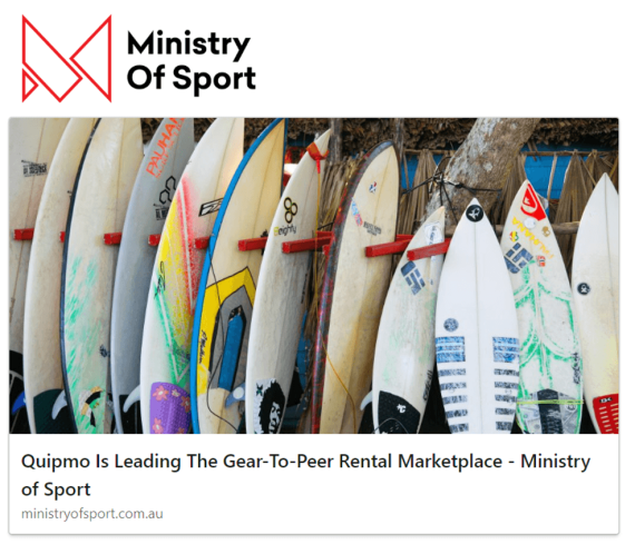 Ministry of Sport