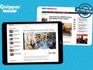 Quipper Video akan Membantu Siswa Agar Lebih Semangat Belajar