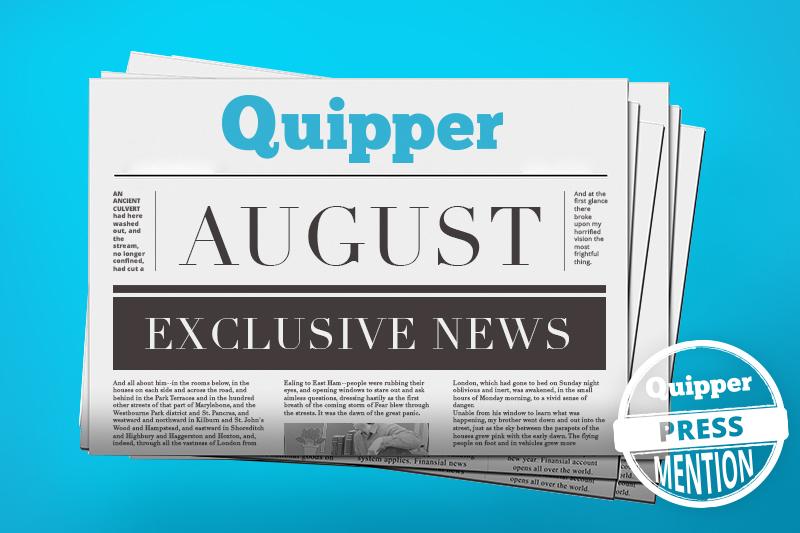 Agustus Quipper Press Mention