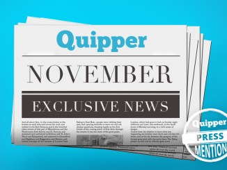 November Quipper Press Mention