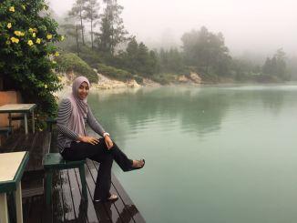 Indri, Alumnus IPB yang Kini Berkontribusi bagi Keamanan Laut Indonesia
