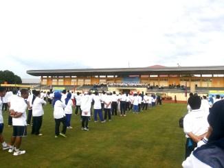Gedung Olah Raga (GOR) Favorit Tim Nasional Garuda