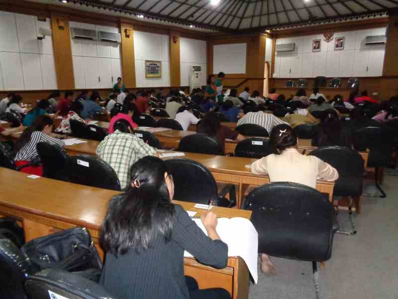 Masuk Universitas Udayana Lewat SBMPTN