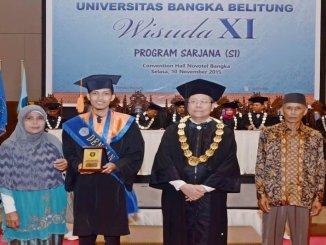 Yuk, Kenalan dengan Cowok-Cowok BerprestasiAlumni Universitas Bangka Belitung!