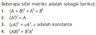Matematika Dasar SBMPTN Tentang Matriks! Lengkap dengan Pembahasan (7)