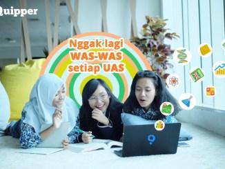 Pakai Quipper Video Biar Nggak Lagi Was Was Setiap UAS