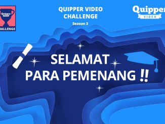 Pengumuman Pemenang Quipper Video Challenge Season 3
