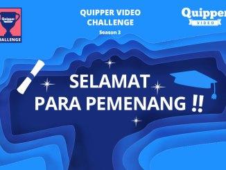 Pengumuman Pemenang Quipper Video Challenge Season 3