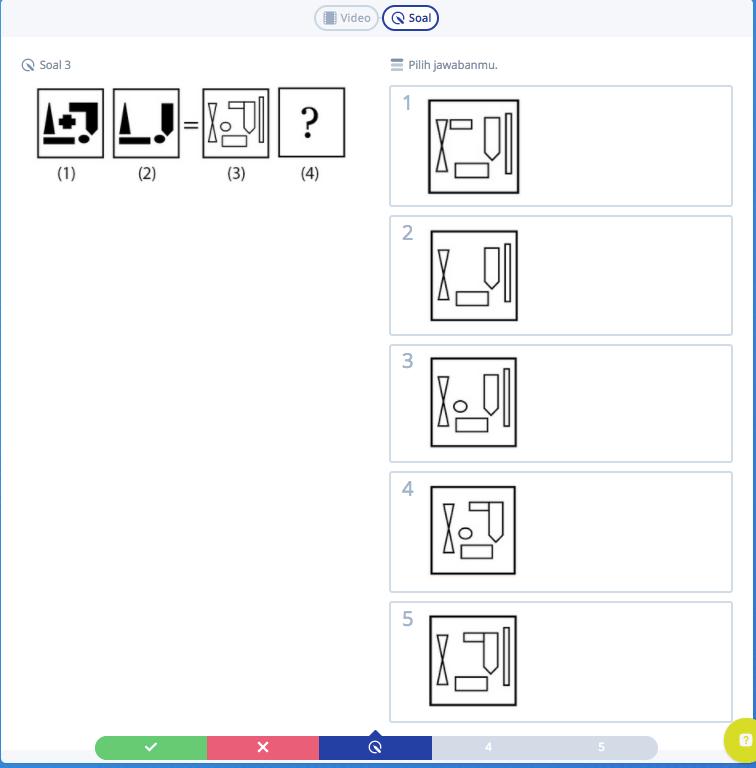 Yuk Kerjakan Contoh Soal Tpa Visual Ini Biar Kamu Lebih Siap Hadapi Sbmptn