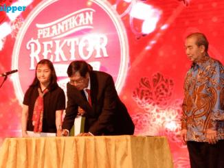 Binus University Lantik Rektor Siap Hadapi Revolusi Industri 4.0
