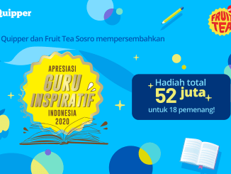 Apresiasi Guru Inspiratif Indonesia 2020 (#AGII2020)