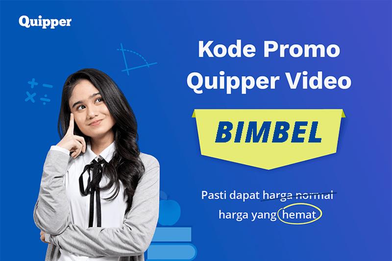 Kode Promosi Quipper Video Terbaru