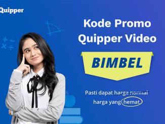 Kode Promo Quipper Video - Jul 2021