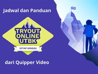tryout online utbk sbmptn 2021