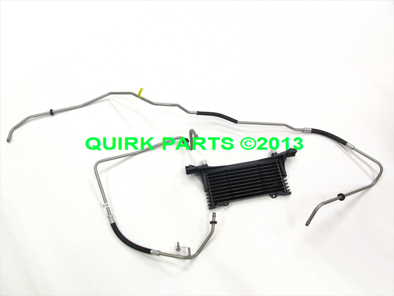 Auxiliary Transmission Cooler