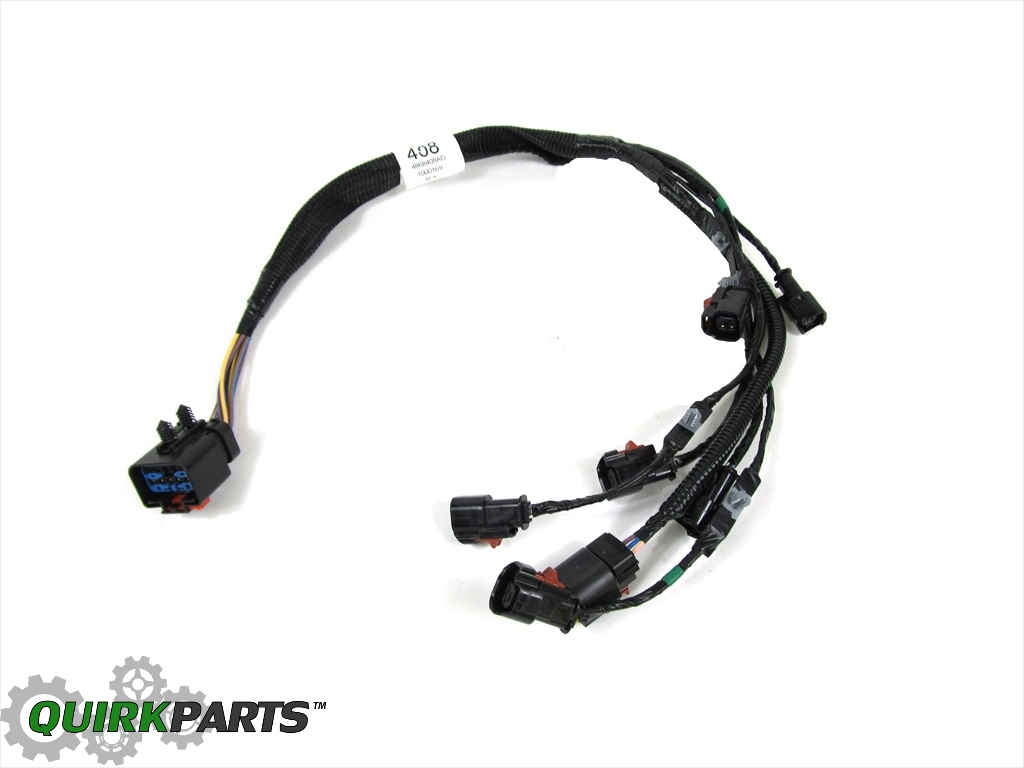 Oem Mopar 3 3l V6 Fuel Rail Wiring Harness Dodge Caravan Chrysler Town Amp Country