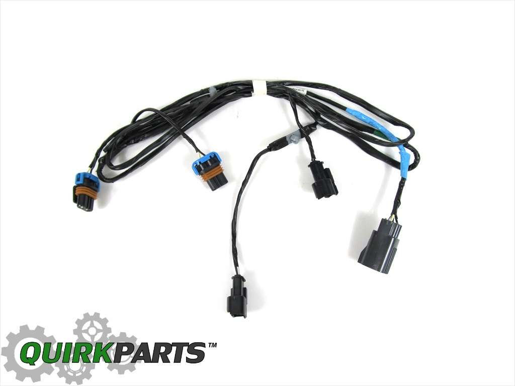 Chrysler 300 Fog Light Wiring Harness Chrysler Auto