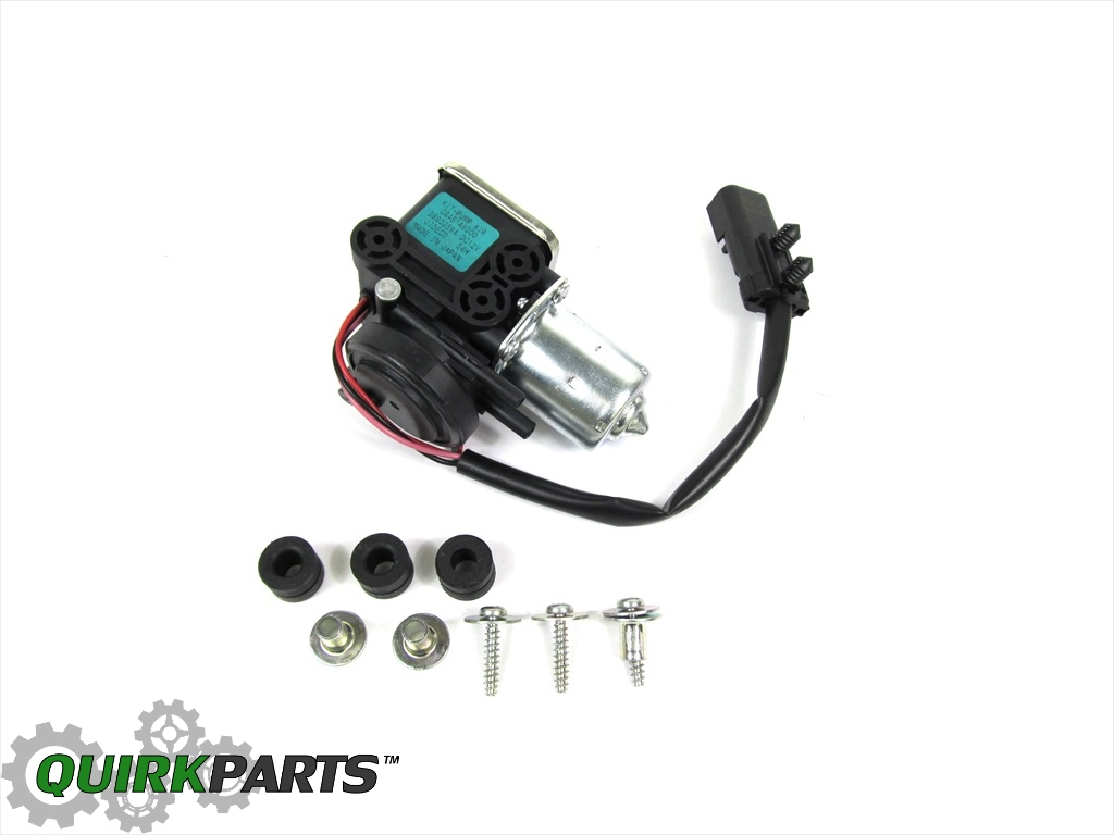 Jeep Wrangler Rubicon 4wd Front Axle Locker Pump New